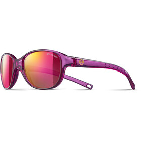 Julbo Romy Spectron 3CF Sunglasses 4-8Y Kinder translucent purple-multilayer pink